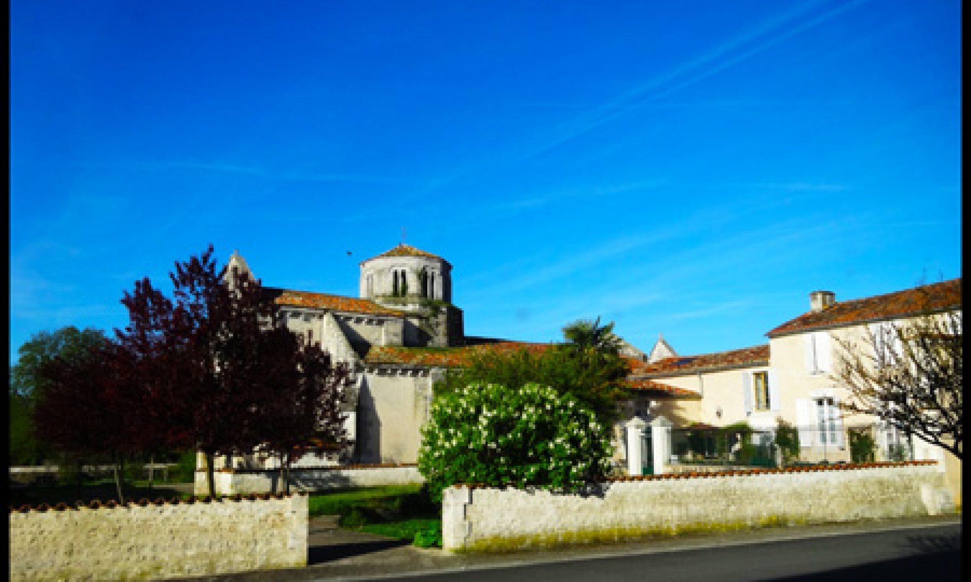 Commune de Criteuil-la-Magdeleine